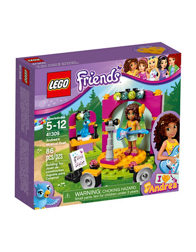Lego Friends Andreas Musical Duet 41309-MULTI-One Size