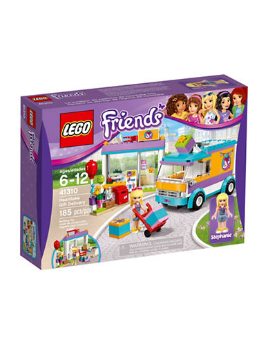 Lego Friends Heartlake Gift Delivery 41310-MULTI-One Size
