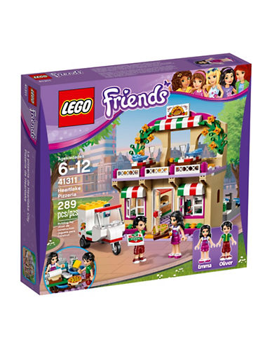Lego Friends Heartlake Pizzeria 41311-MULTI-One Size