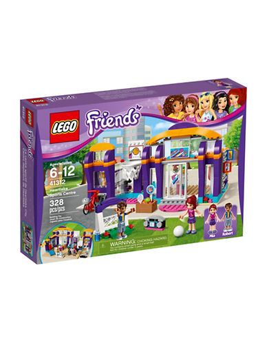 Lego Friends Heartlake Sports Centre 41312-MULTI-One Size