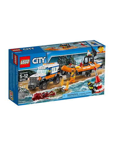 Lego City 4X4 Response Unit-MULTI-One Size
