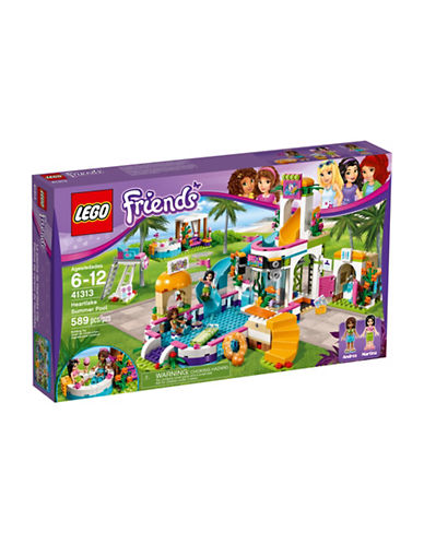 Lego Friends Heartlake Summer Pool 41313-MULTI-One Size