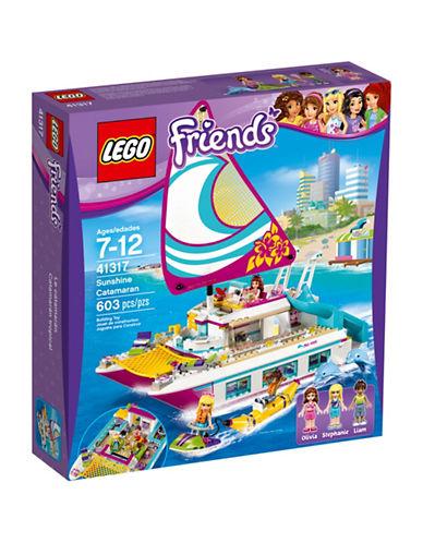 Lego Friends Sunshine Catamaran 41317-MULTI-One Size