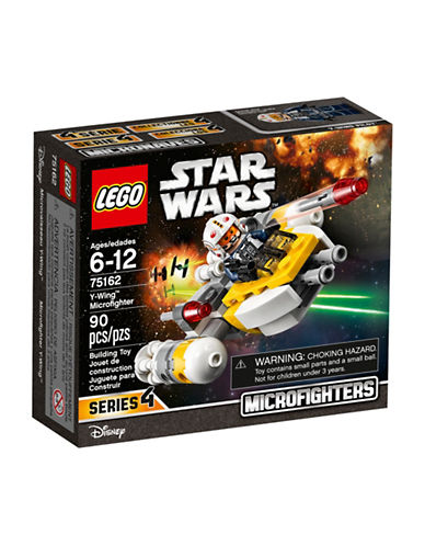 Lego Star Wars Y-Wing Microfighter 75162-MULTI-One Size