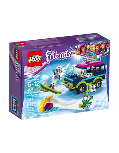 Lego Friends Snow Resort Off-Roader-MULTI-One Size