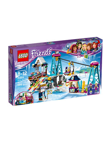 Lego Friends Snow Resort Ski Lift 41324-MULTI-One Size
