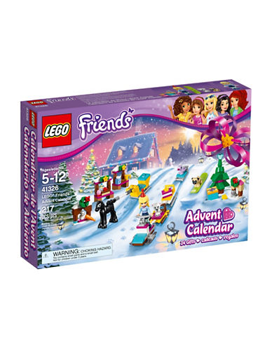 Lego Friends Advent Calendar-MULTI-One Size