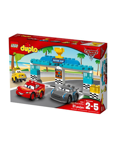 Lego Duplo Piston Cup Race Set-ASSORTED-One Size
