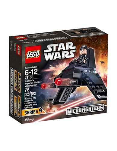 Lego Star Wars Krennics Imperial Shuttle Microfighter 75163-MULTI-One Size