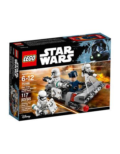 Lego Star Wars First Order Transport Speeder Battle Pack 75166-MULTI-One Size 89397644_MULTI_One Size