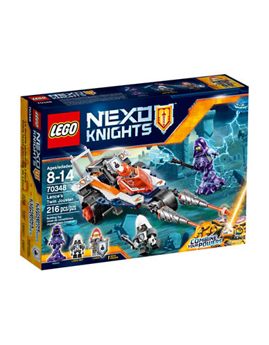 Lego Nexo Knights Lances Twin Jouster 70348-MULTI-One Size