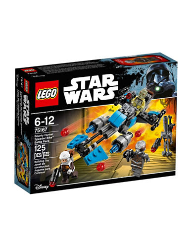 Lego Star Wars Bounty Hunter Speeder Bike Battle Pack 75167-MULTI-One Size 89397645_MULTI_One Size
