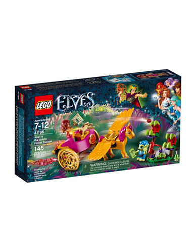 Lego Elves Azari & the Goblin Forest Escape 41186-MULTI-One Size