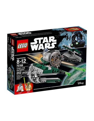 Lego Star Wars Yodas Jedi Starfighter 75168-MULTI-One Size