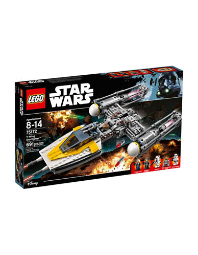 Lego Star Wars Y-Wing Starfighter 75172-MULTI-One Size