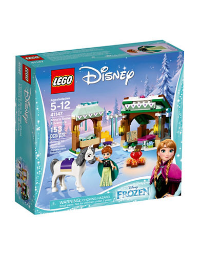 Lego Disney Princess Anna Snow Adventure 41147-MULTI-One Size