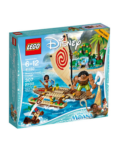 Lego Disney Princess Moana Ocean Voyage 41150-MULTI-One Size