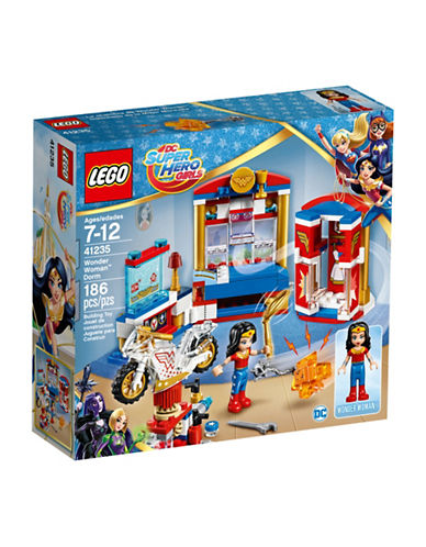 Lego DC Super Hero Girls Wonder Woman Dorm 41235-MULTI-One Size