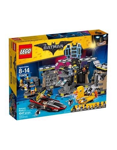 Lego Batman Movie Batcave Break-in 70909-MULTI-One Size