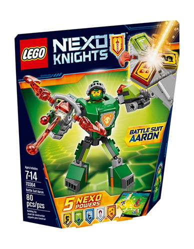 Lego Nexo Knights Battle Suit Aaron 70364-MULTI-One Size