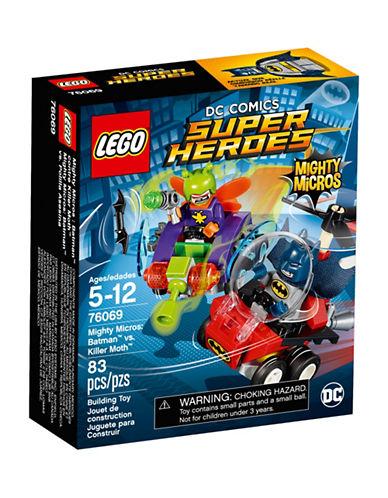 Lego DC Comics Super Heroes Mighty Micros Batman vs. Killer Moth 76069-MULTI-One Size