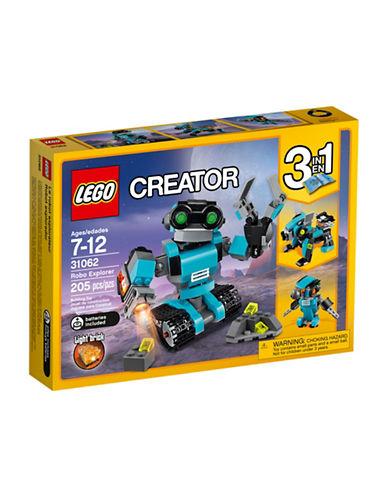 Lego Creator Robo Explorer 31062-MULTI-One Size
