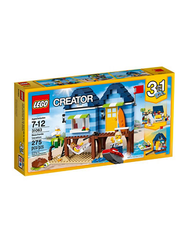 Lego Creator Beachside Vacation 31063-MULTI-One Size