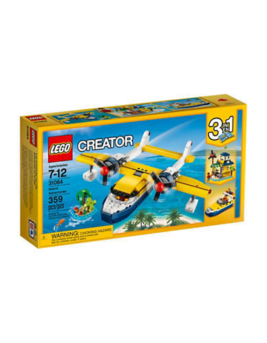 Lego Creator Island Adventures 31064-MULTI-One Size