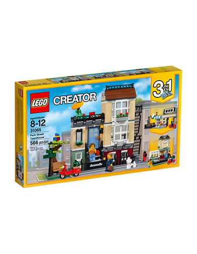 Lego Creator Park Street Townhouse 31065-MULTI-One Size