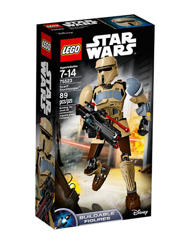 Lego Constraction Star Wars Scarif Stormtrooper 75523-MULTI-One Size