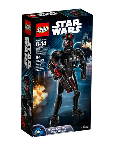 Lego Star Wars Elite TIE Fighter Pilot 75526-MULTI-One Size