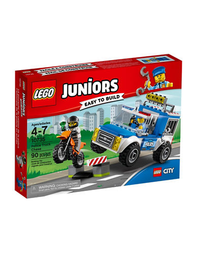 Lego Juniors Police Truck Chase 10735-MULTI-One Size