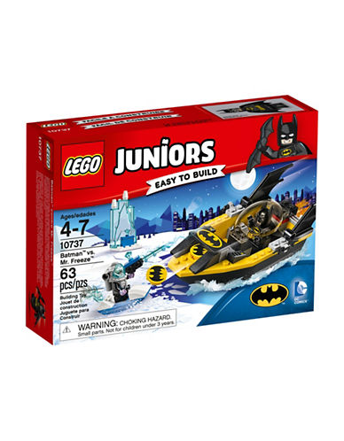 Lego Juniors Batman vs. Mr. Freeze 10737-MULTI-One Size