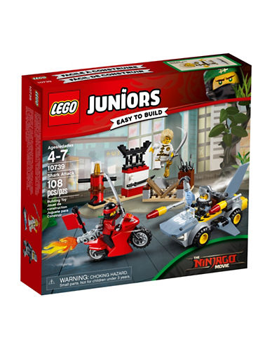 Lego Juniors Shark Attack 10739-MULTI-One Size
