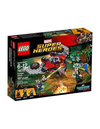 Lego Marvel Super Heroes Guardians of the Galaxy - Villain Veh 76079-MULTI-One Size