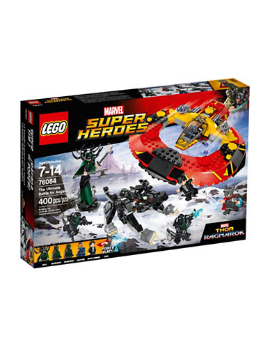 Lego Marvel Super Heroes the Ultimate Battle for Asgard 76084-MULTI-One Size