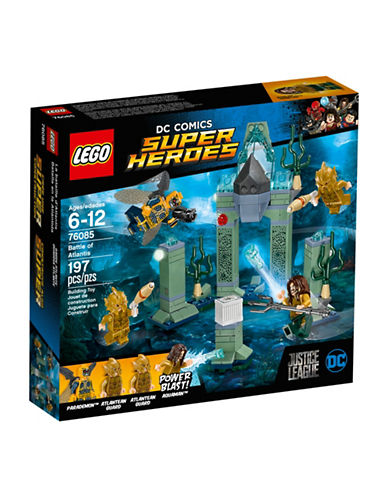 Lego DC Comics Super Heroes Battle of Atlantis 76085-MULTI-One Size