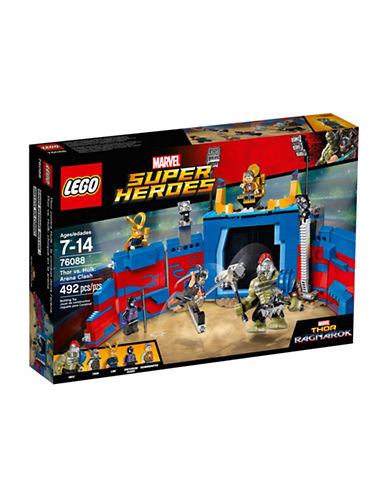 Lego Marvel Super Heroes Thor Vs. Hulk: Arena Clash 76088-MULTI-One Size 89399309_MULTI_One Size