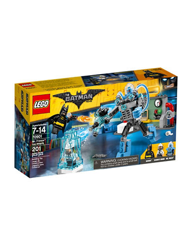 Lego Batman Movie Mr. Freeze Ice Attack 70901-MULTI-One Size