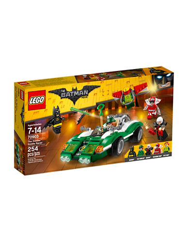 Lego Batman Movie The Riddler Riddle Racer 70903-MULTI-One Size