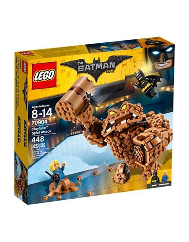 Lego Batman Movie Clayface Splat Attack 70904-MULTI-One Size