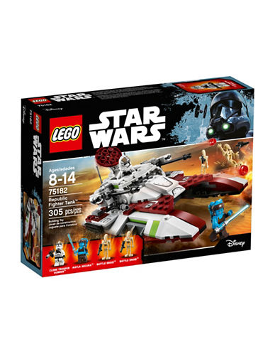 Lego Star Wars Republic Fighter Tank 75182-MULTI-COLOURED-One Size