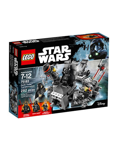 Lego 75183 Darth Vader Transformation Toy Set-MULTI-One Size