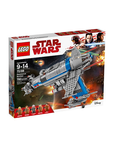 Lego Star Wars Resistance Bomber 75188-MULTI-One Size