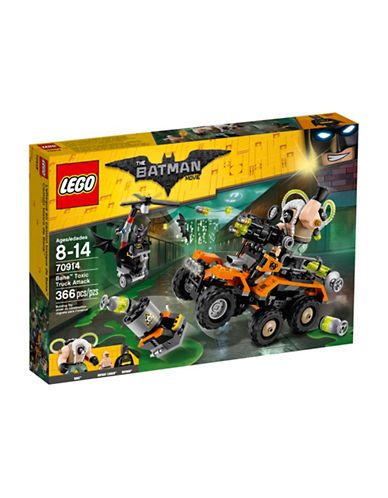 Lego Bane Toxic Truck Attack 70914-MULTI-One Size
