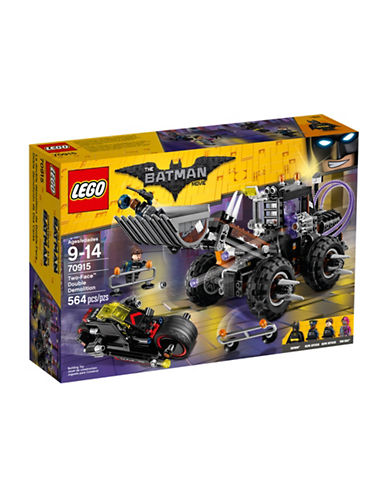 Lego Two-Face Double Demolition 70915-MULTI-One Size