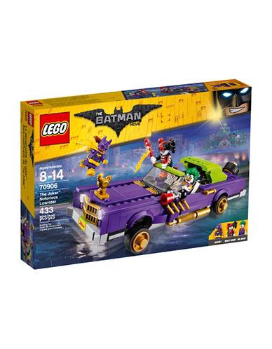 Lego Batman Movie The Joker Notorious Lowrider 70906-MULTI-One Size