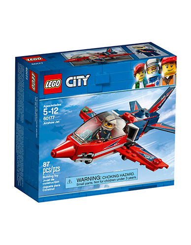 Lego City Airshow Jet Building 60177-MULTI-One Size