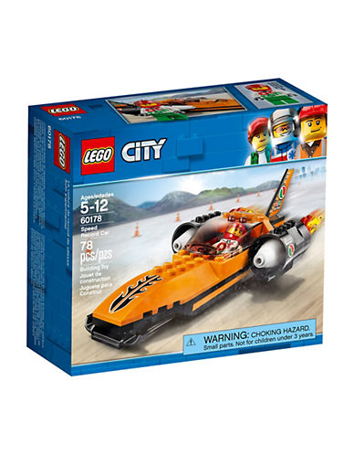 Lego City Speed Record Car 60178-MULTI-One Size
