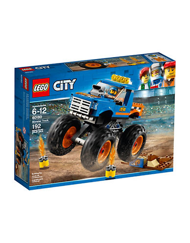 Lego City Great Vehicles Monster Truck 60180-MULTI-One Size